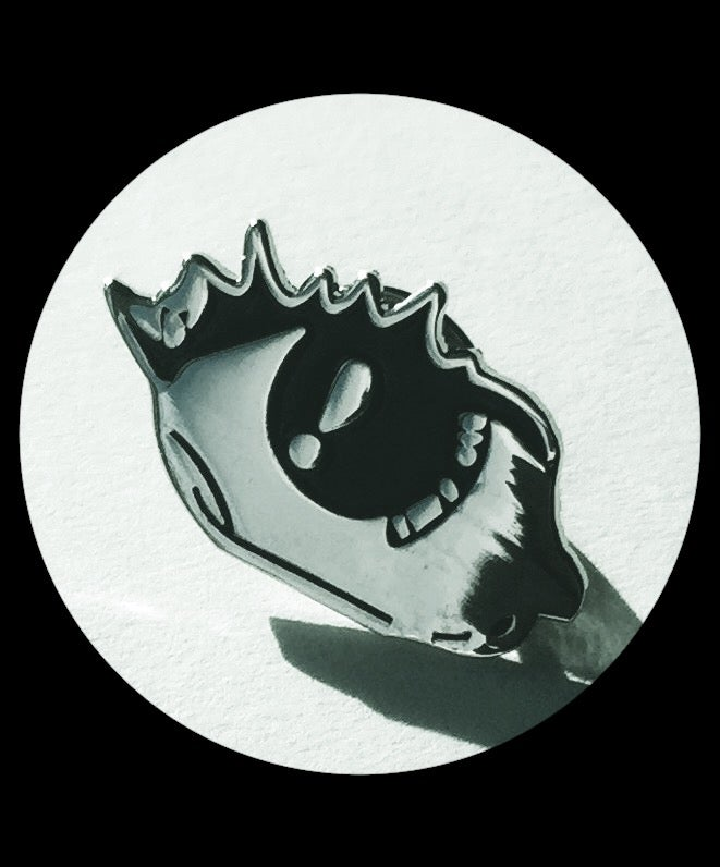 "Image of ""Sway"" EP Eye Pin"