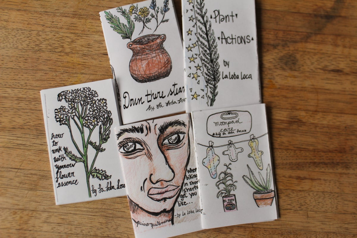 Image of MIni Zine Pack!