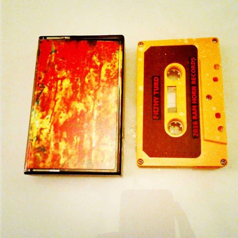 Image of Filthy Turd / Breakdancing Ronald Reagan <split-cassette> [REORH#067]