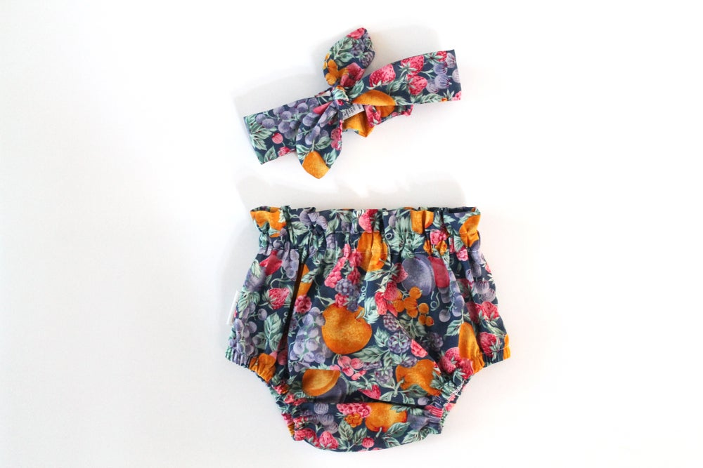 Image of Top Knot Set - Summer Fruit
