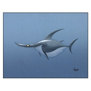 "Image of ""Shark"" Print"