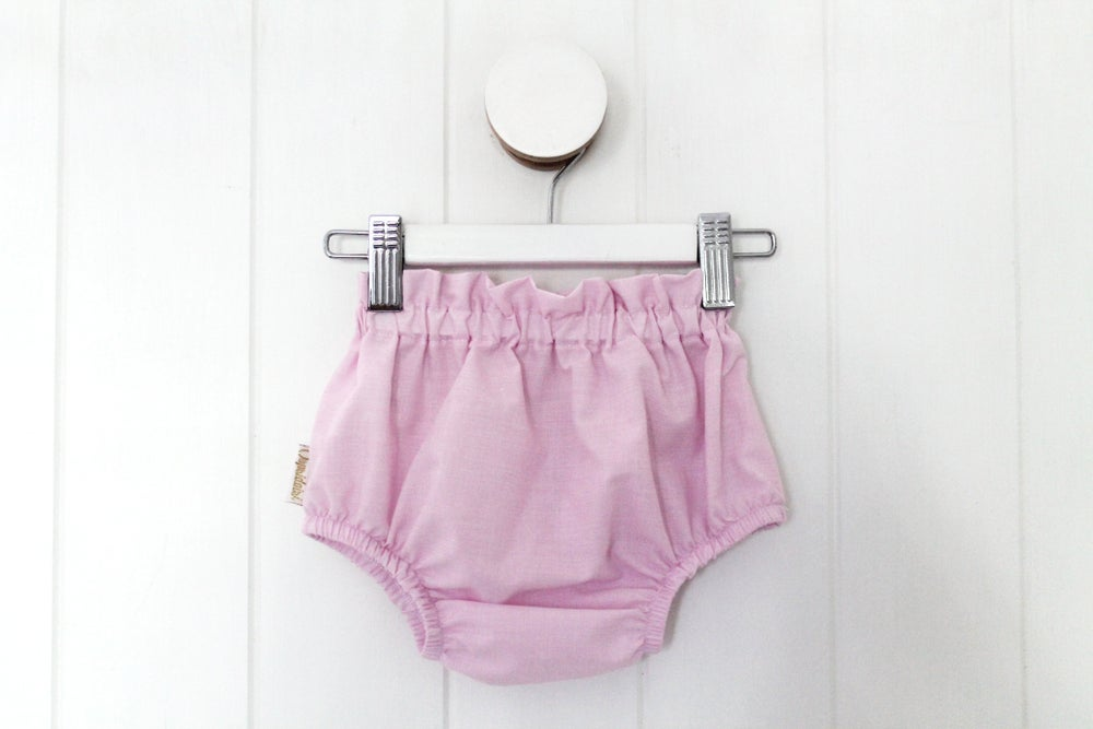 Image of Pink Marshmallow Bloomers