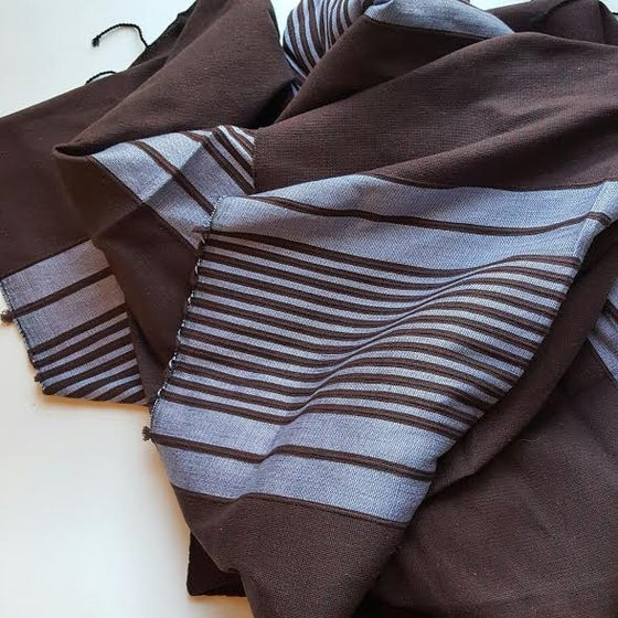 Image of chocolate lavender- throw