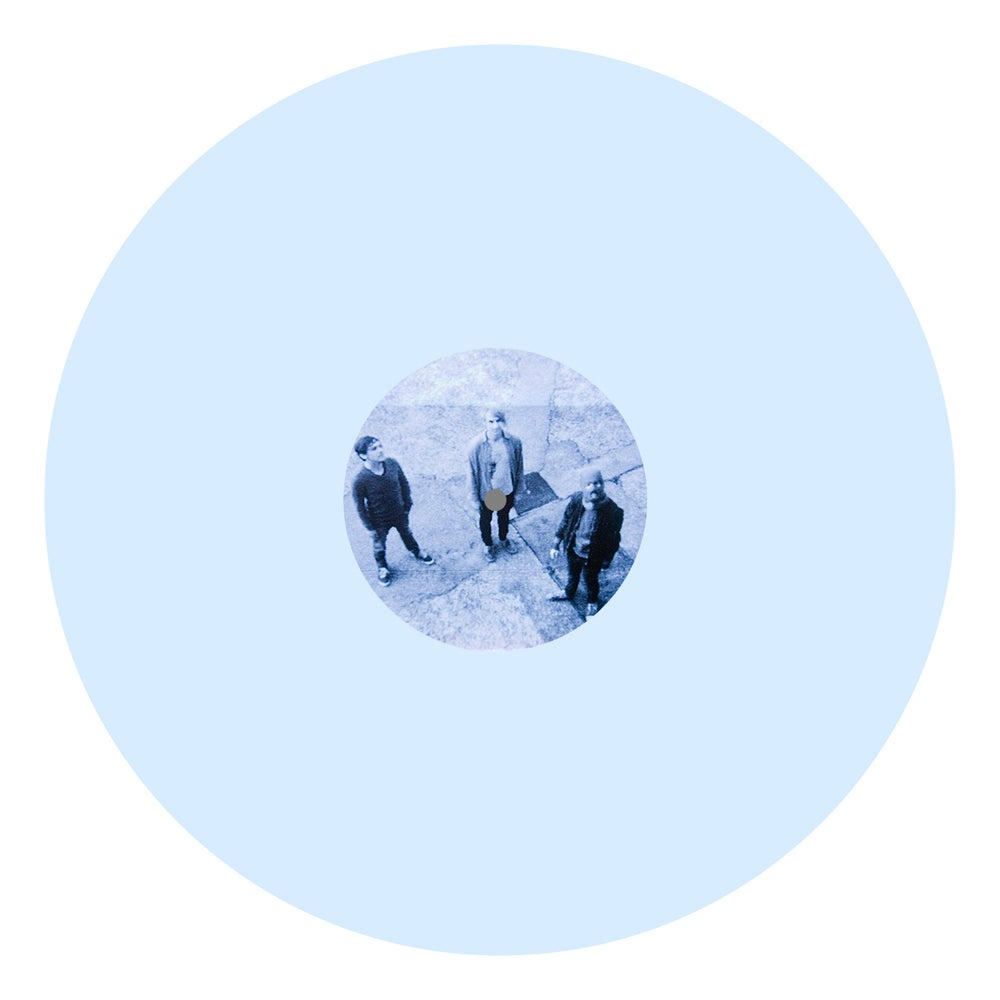 Image of LP Physical Violence Is The Least Of My Priorities - Limited Baby Blue Vinyl