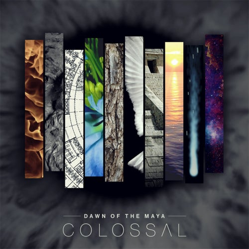 "Image of PACK: ""Colossal"" CD + ""Colossal"" T-Shirt"