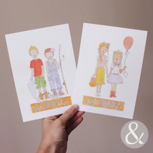 Image of Siblings Collection - Prints
