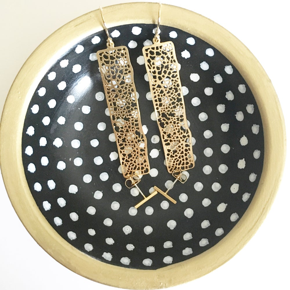 Image of Stick earrings