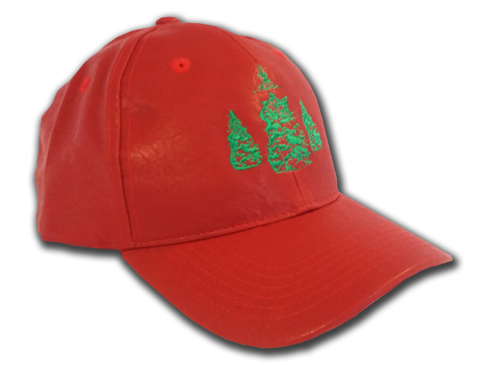 """Image of """" FOREZT FIRE"""" Dad Hat ( Exclusive)"""
