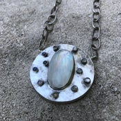 Image of Moonstone Pendant