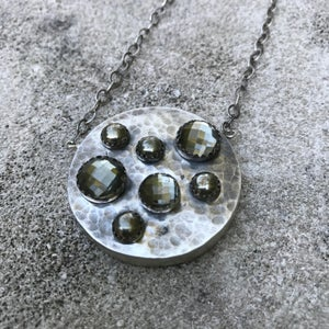 Image of Pyrite Pendant