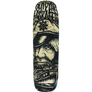 "Image of Shipyard Skates ""Old Man of the Sea"" deck"