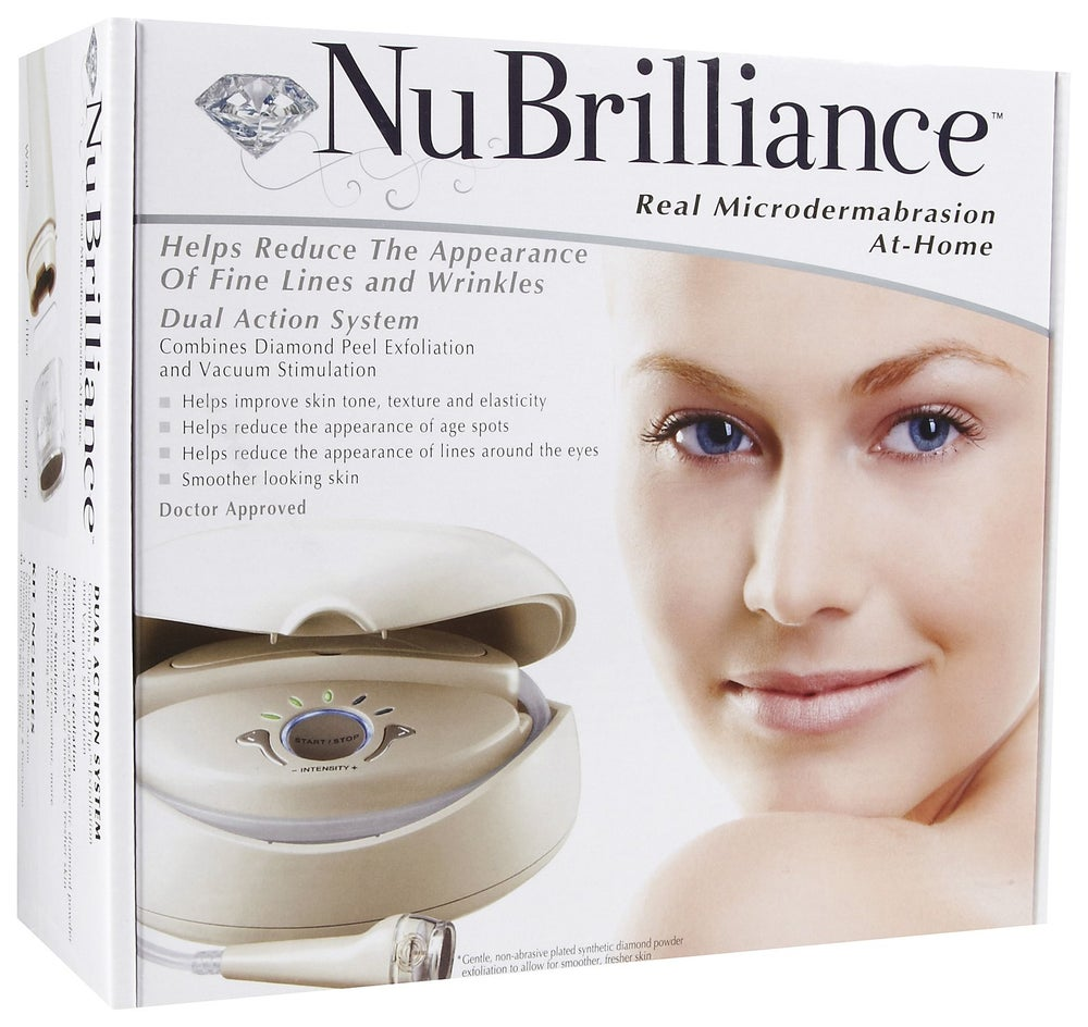 Image of Nu Brilliance Microdermabrasion System