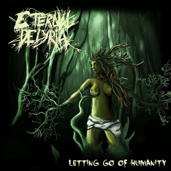 Image of LETTING GO OF HUMANITY (CD) - 2016