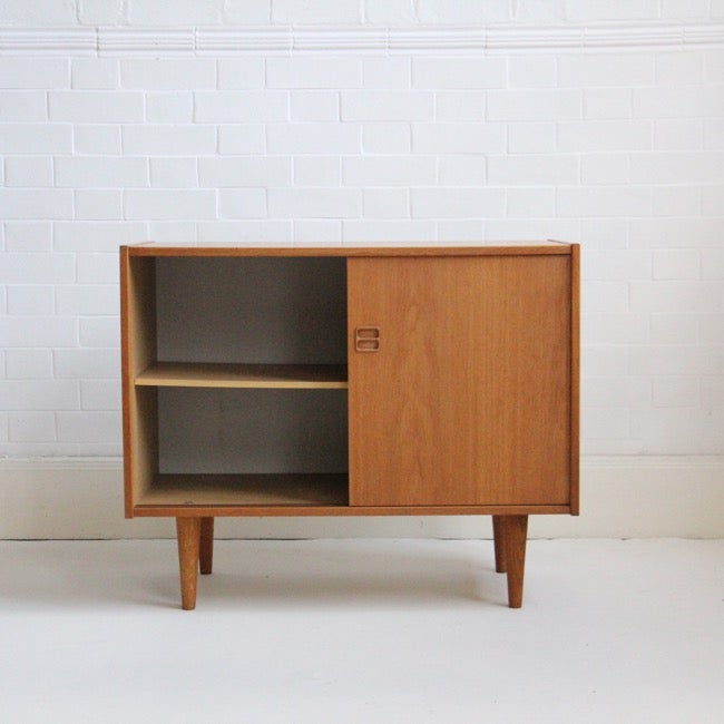 Image of Midcentury Danish Oak Sideboard c1960