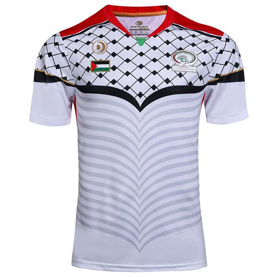 Image of Palestine Football Jersey