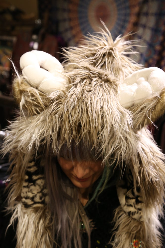 Image of Ram Bolli Bear Hood