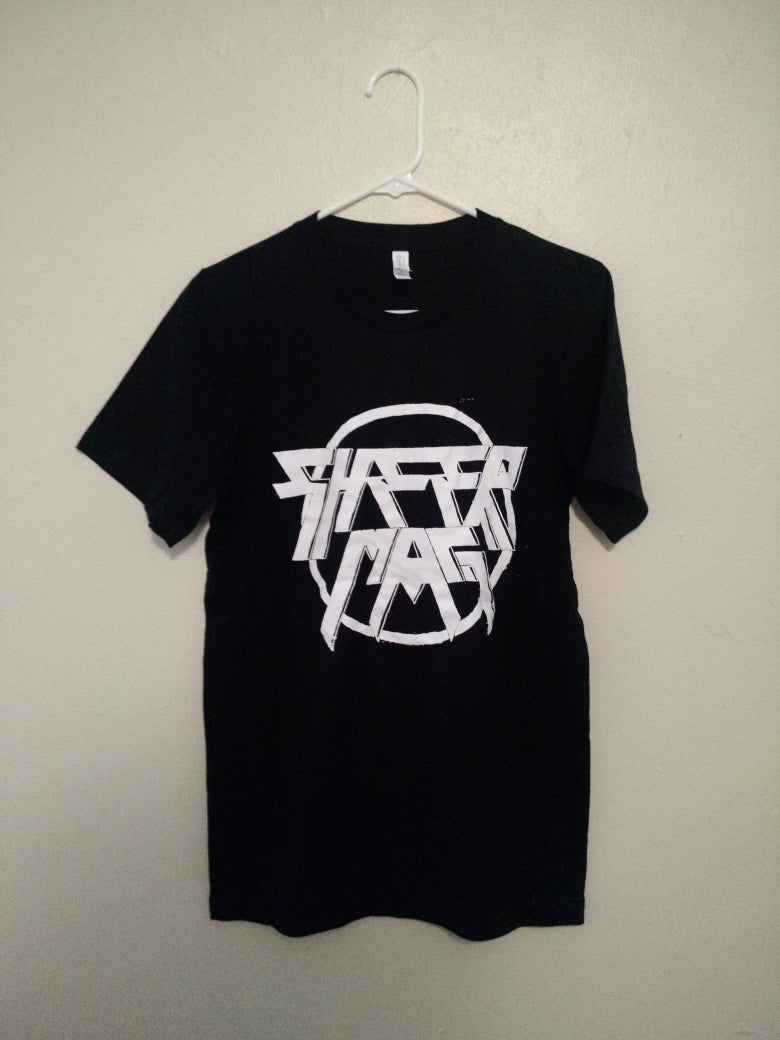 Image of SHEER MAG - LOGO SHIRT (old)