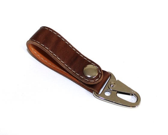 Image of Built Lanyard - Brown CXL / Natural