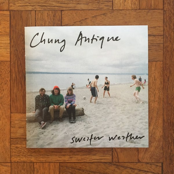 Image of Sweater Weather CD