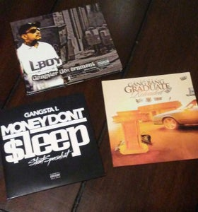 Image of GANGSTA L ALBUMS