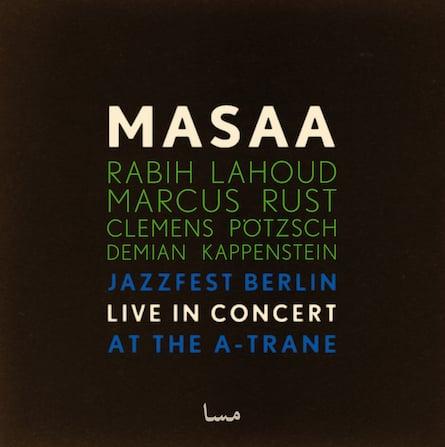 Image of Masaa (live @ Berliner Festspiele 2014)