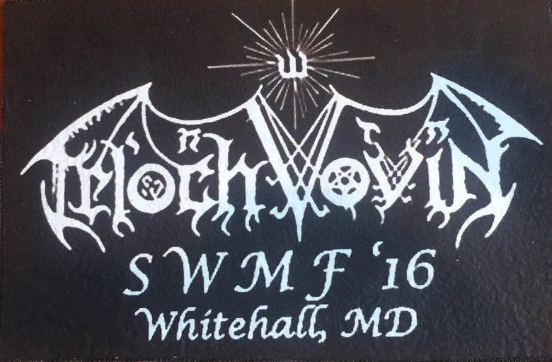 Image of Teloch Vovin Limited edition SWMF 16 Patch
