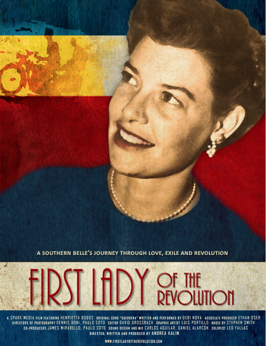 Image of First Lady of the Revolution Public Screening Package. Select your package from the menu below.