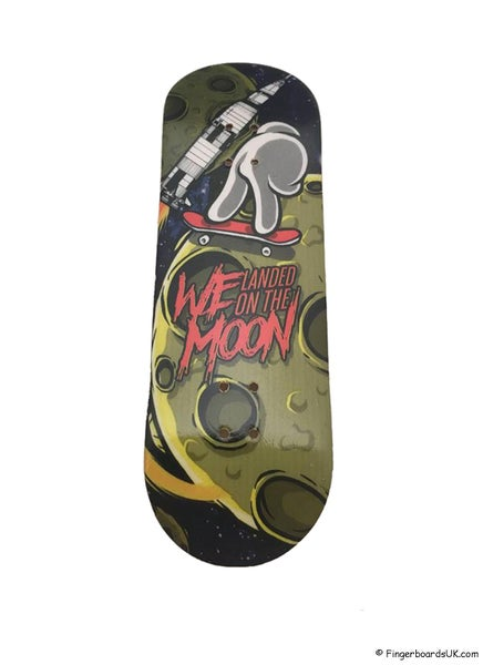 Image of FBUK Premium Graphic Deck - We Landed On The Moon