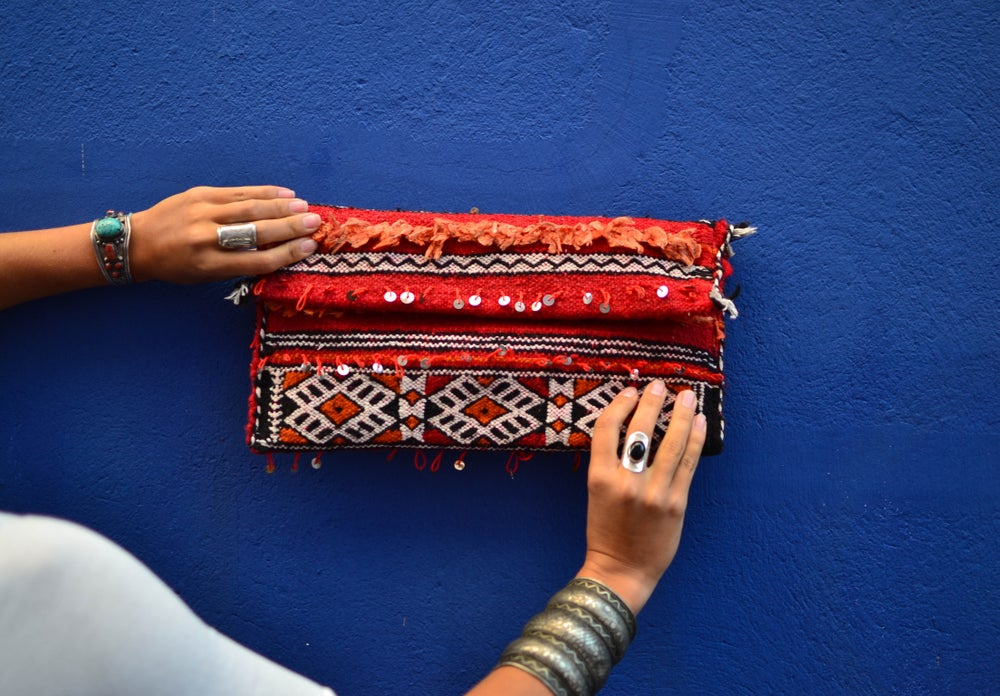 Image of Pochette | Clutch - Alya