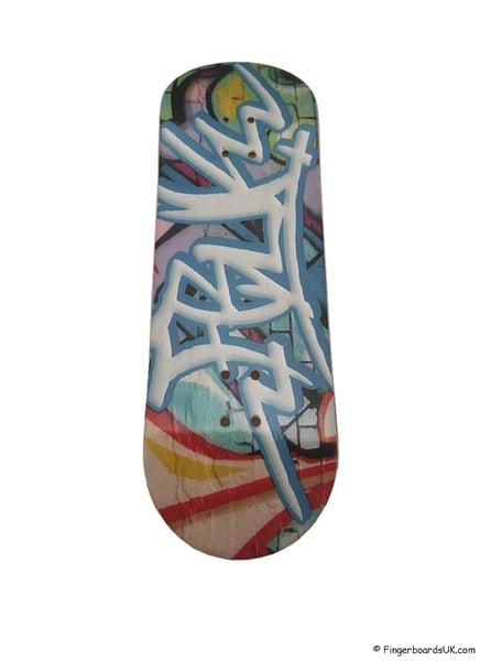Image of FBUK Premium Graphic Deck - Graffiti