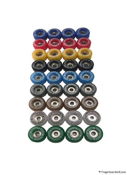 Image of FBUK 2016 Precision Bearing Wheels