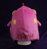 Image of CHEW: Limited Edition Pink Fricken Chog Hat!