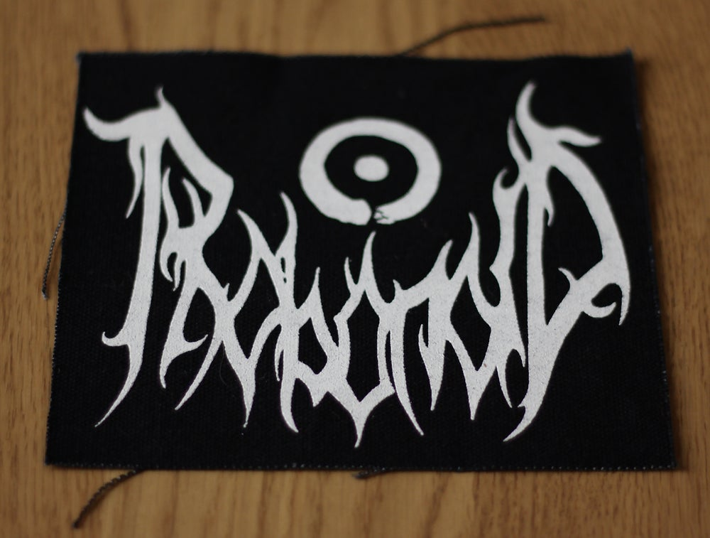 Image of Phobonoid logo patch