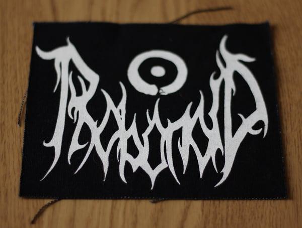Image of Phobonoid logo patch