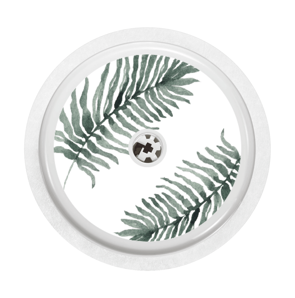 Image of Fern Freestyle Libre Sticker