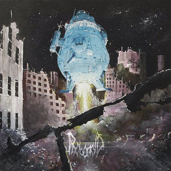 Image of Phobonoid - s/t (Digipack CD)