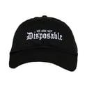 DISPOSABLES [BLACK]