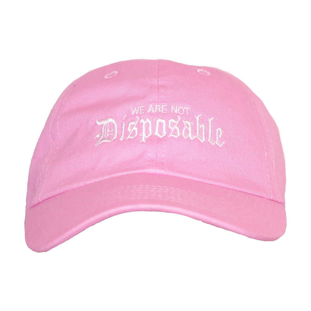Image of DISPOSABLES [PINK]