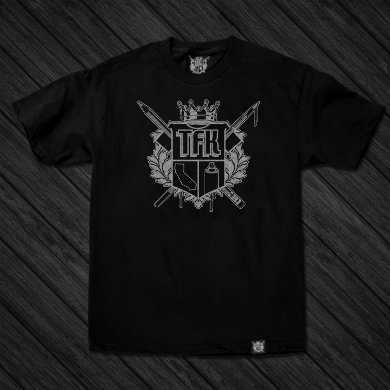 Image of TFK Crest (SILVER) / ONLINE EXCLUSIVE