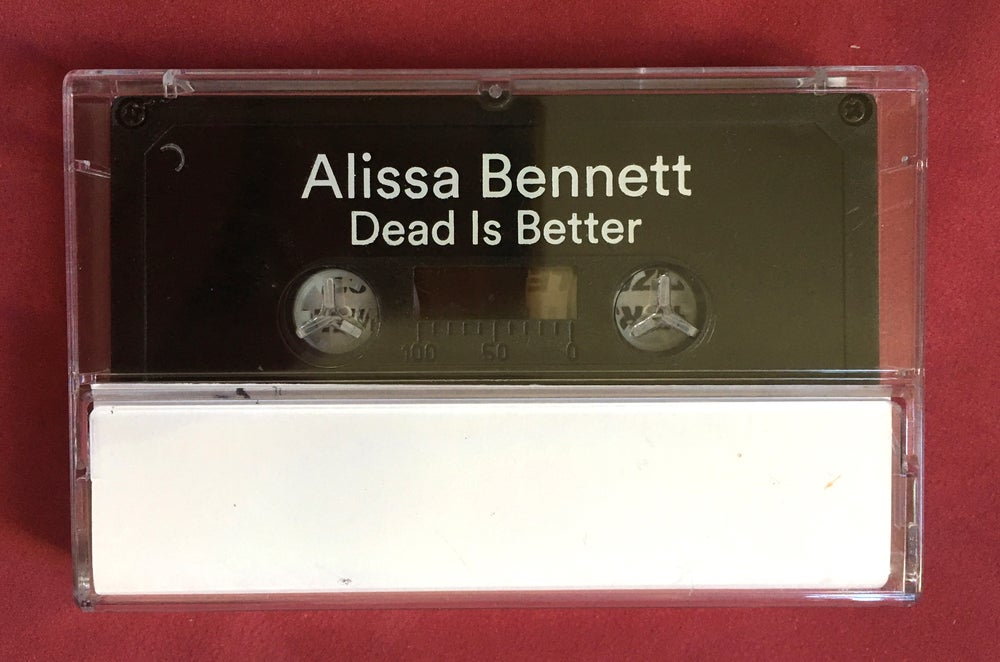 Image of Dead is Better Audio Book - Alissa Bennett & Bjarne Melgaard