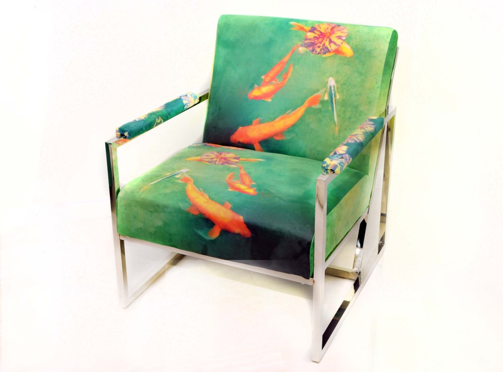 Image of The Koi Chair