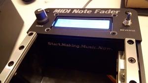 Image of MIDI Note Fader Pro mkII