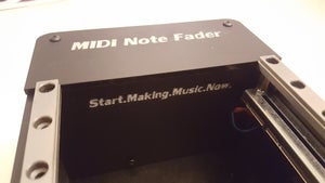 Image of MIDI Note Fader