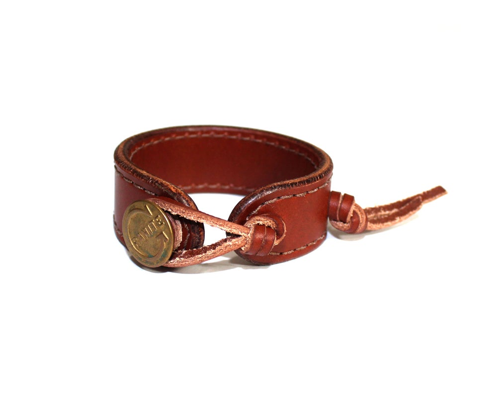 Image of Wobble Bracelet - Brown