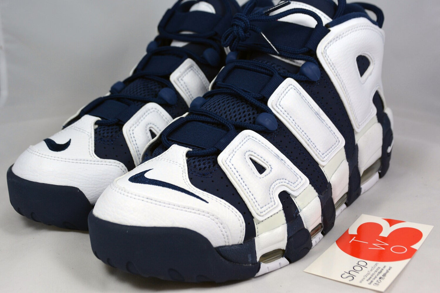 "Image of Air More Uptempo ""OLYMPIC 2016"
