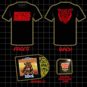 Image of Egobese CD & Shirt