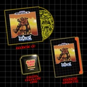 Image of Egobese CD & Cassette