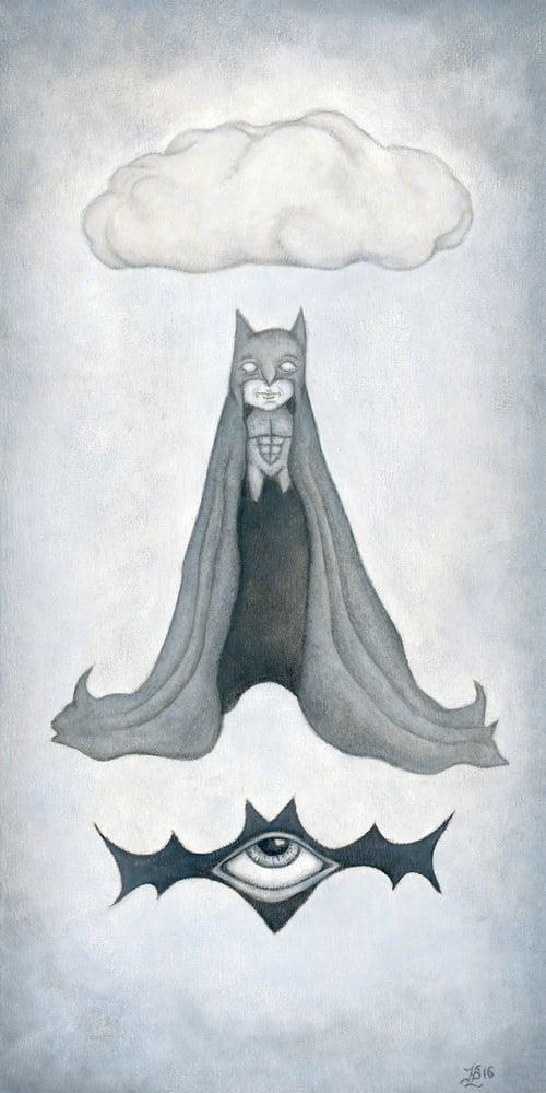 Image of The Vigilante in Grey