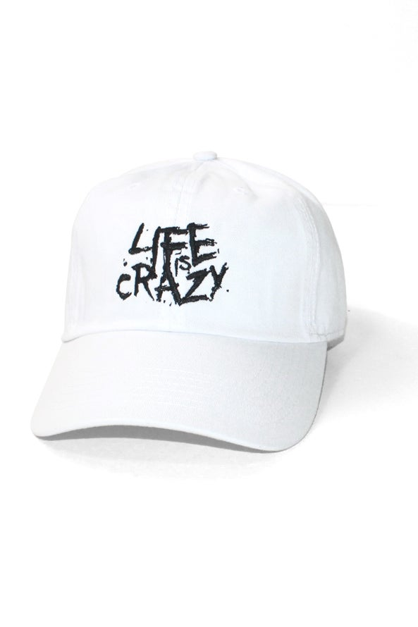 Image of L.I.C. White Dad Hat