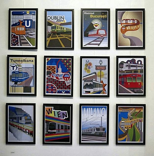 Image of Metro Prints